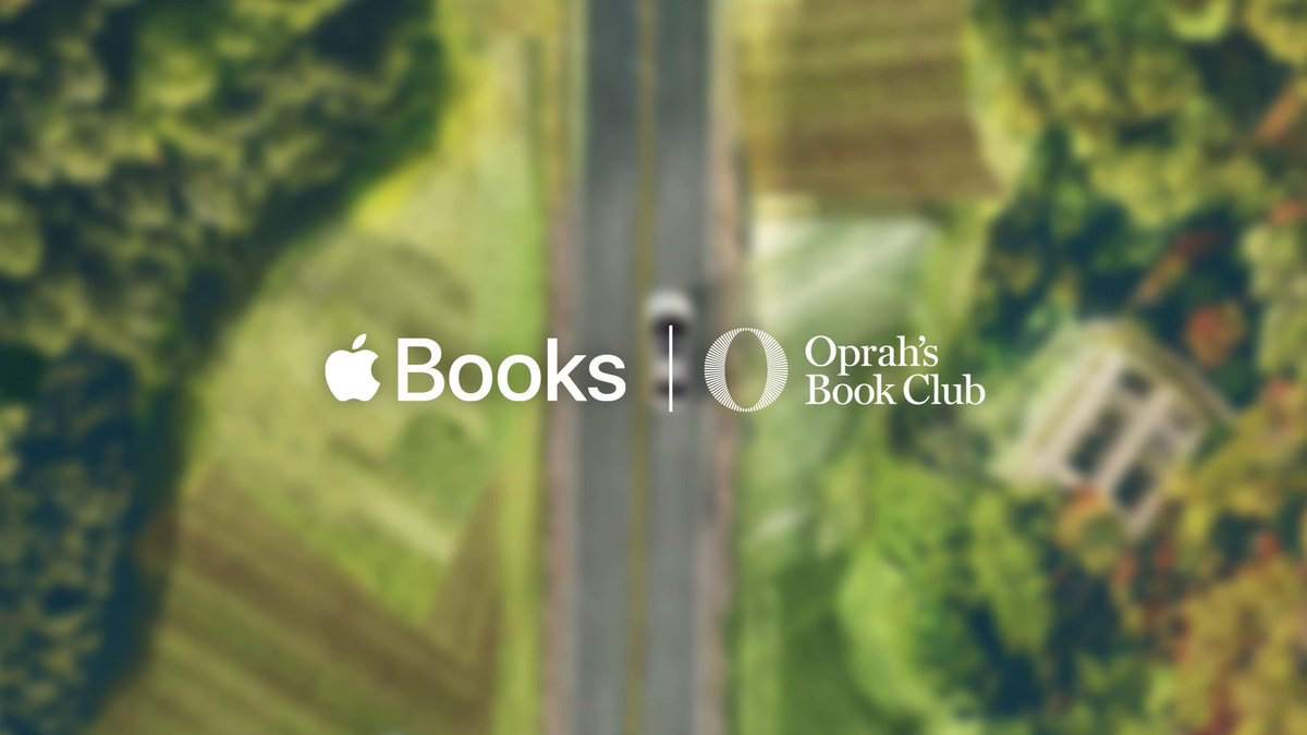 Olive, Again by @LizStrout reminds us to love hard while we can. 🍃 Step into Olive's little slice of the world in the latest @oprahsbookclub pick. apple.co/OliveAgainBook #ReadWithUs