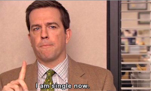 This moment hits harder during cuffing season. #TheOffice <br>http://pic.twitter.com/NchJRVBqSp