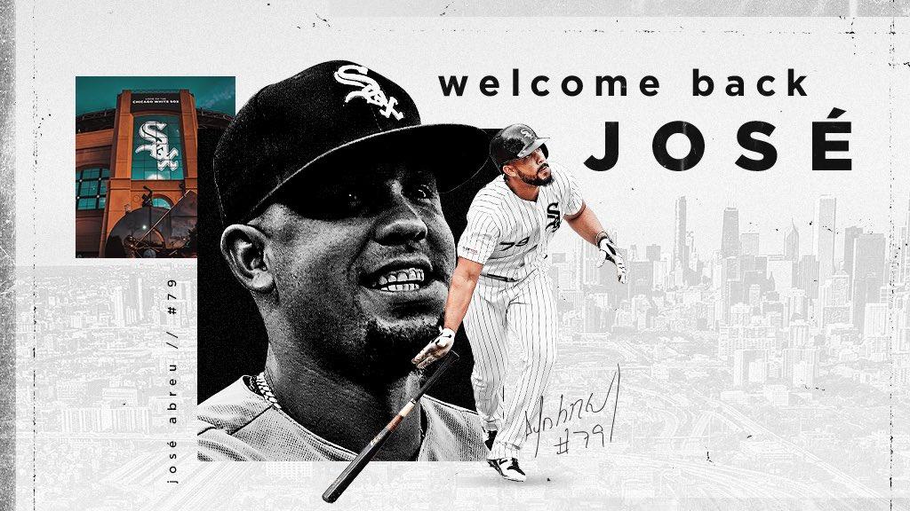Jose Abreu: A statistical look at the White Sox first baseman