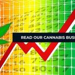 Image for the Tweet beginning: #Cannabis Breaking #Business News brings