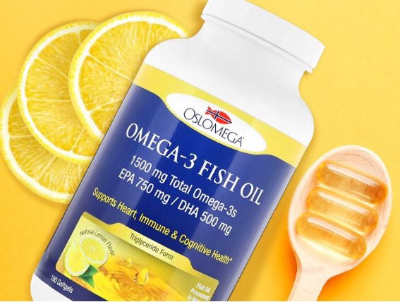 Limited time only  25%OFF #OMEGA3 with code MAH6763    http://www. iherb.com/c/Oslomega?cat Name=oslomega&sr=1&pmin=0&p=1&rcode=MAH6763  …   #iherb #iherbcode #omega6 #omega9 #oslomega #lactobif  #fishoil #supplemens #vitaminD3 #Collagen #CollagenUP     #Liposomal #vitaminB6 #BCAA #Selenium #biotin #iherb購入品 #بروتين#オメガ3<br>http://pic.twitter.com/ADncyD9t55