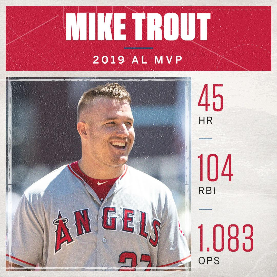 @SportsCenter's photo on Mike Trout