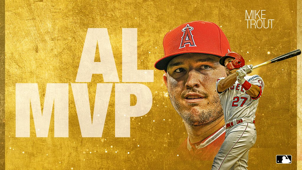 @MLB's photo on Mike Trout
