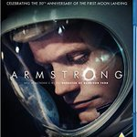 Image for the Tweet beginning: Armstrong - Blu-ray - £7.99