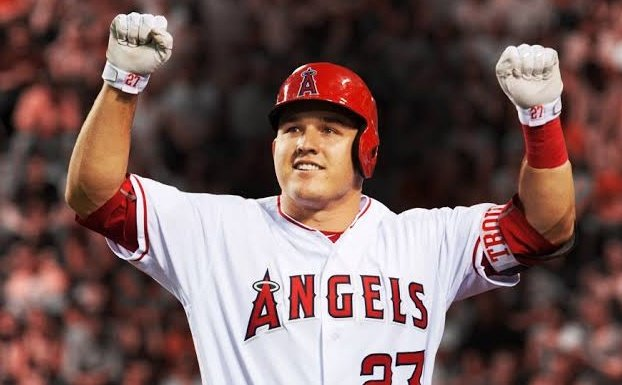 @DanClarkSports's photo on Mike Trout