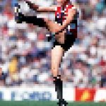 Image for the Tweet beginning: Which St Kilda great is