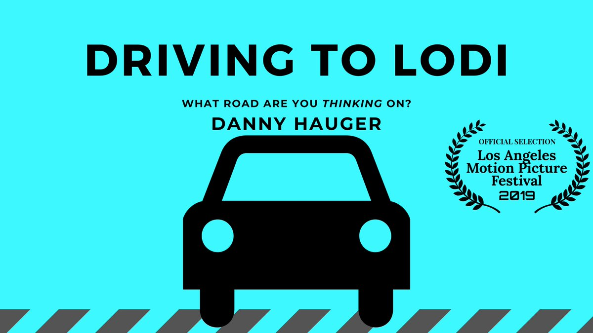 @malibuwestfilm Thanks for making this a possibility for 'Driving to Lodi'!