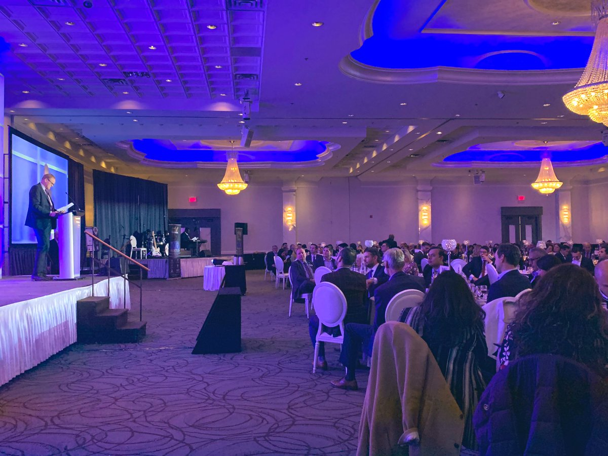 A huge shoutout to all 2019 #mbotawards winners & nominees. Many thanks to all our sponsors, members, distinguished guests and friends who joined us tonight as we celebrated the best of business in our city #Mississauga