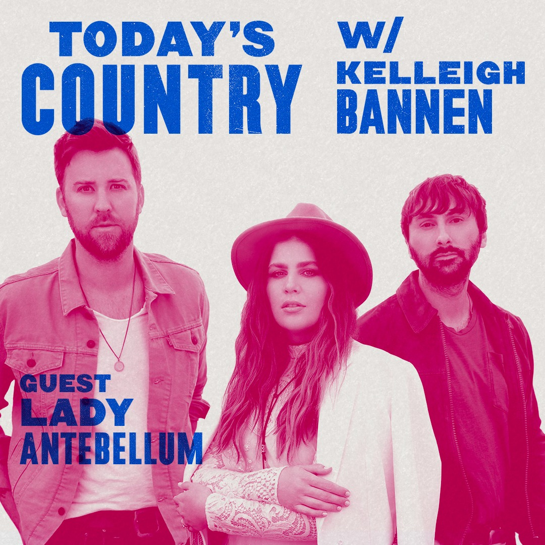 """Making this record felt like the early days for us."" @ladyantebellum goes deep into #Ocean on the debut of #TodaysCountry with @kelleighbannen. http://apple.co/CountryB1"