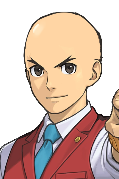 Making Your Favorite Characters Bald On Twitter Apollo Justice