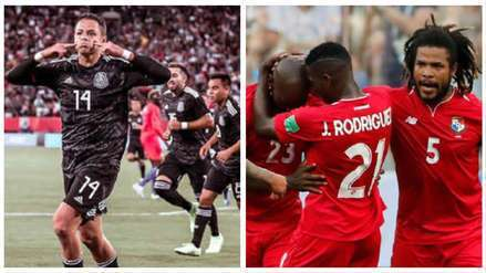 México derroto 3-0 a Panamá Liga Naciones CONCACAF Grupo B  2019