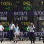 Image for the Tweet beginning: Asian shares rise as Kudlow