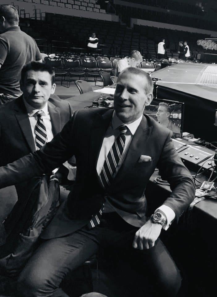 UFC x FOX SPORTS @GersonMarlon @insideufc_foxmx