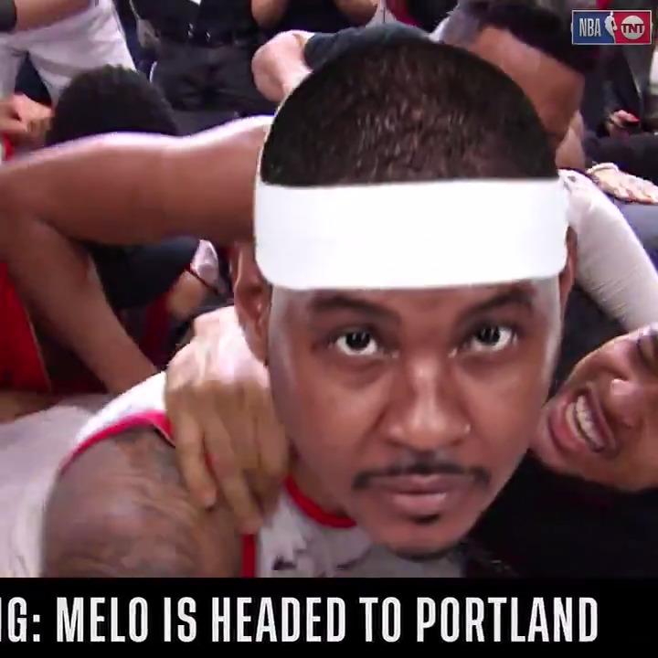 @NBAonTNT's photo on Portland