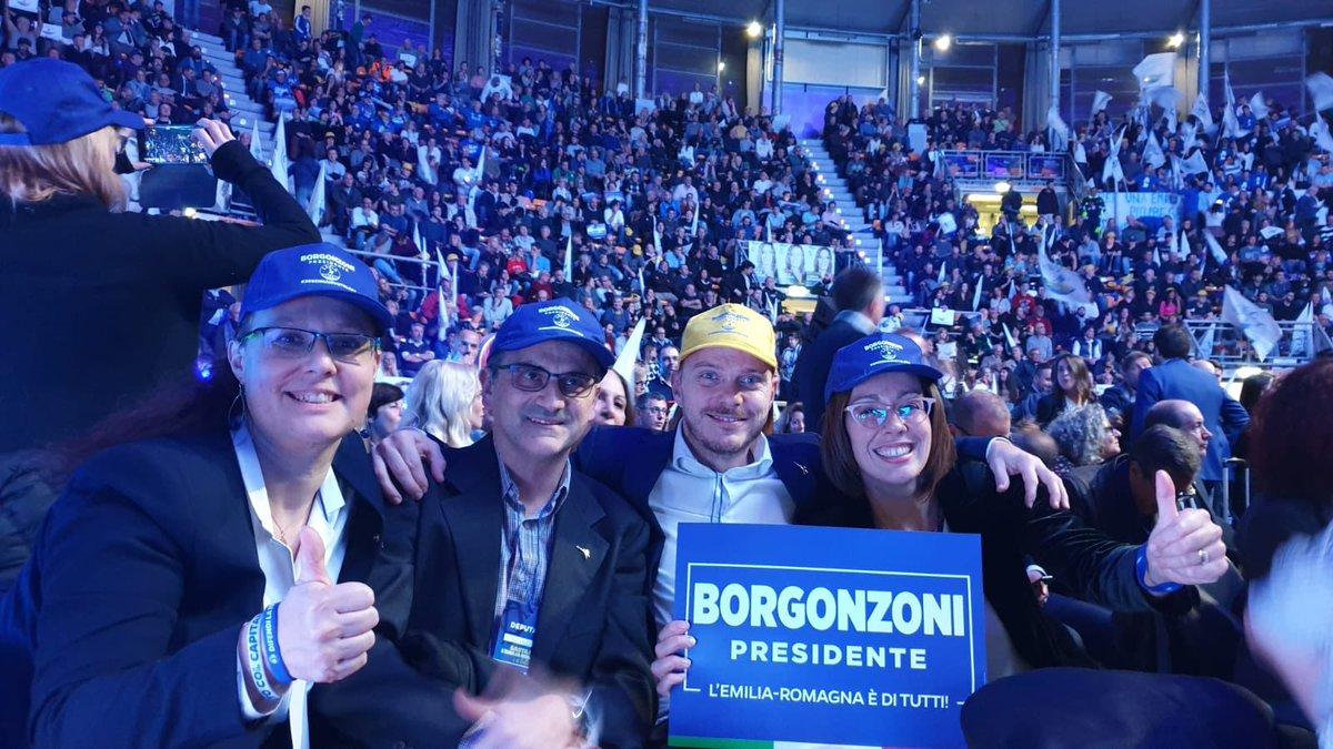 #BorgonzoniPresidente