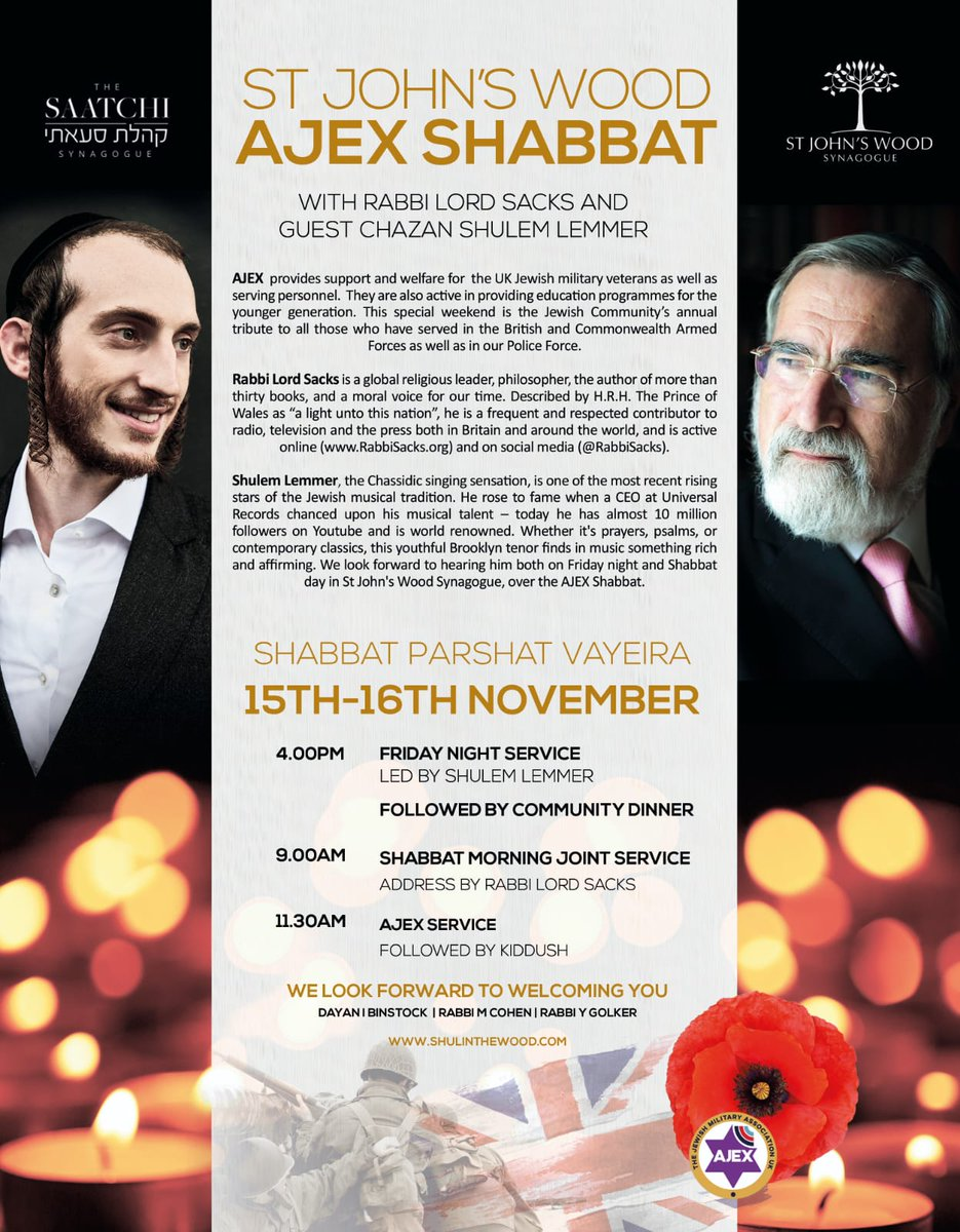 @rabbisacks's photo on Shabbat Shalom