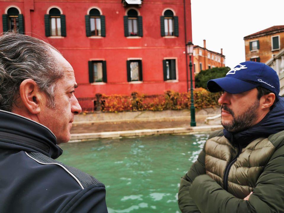 #Venezia