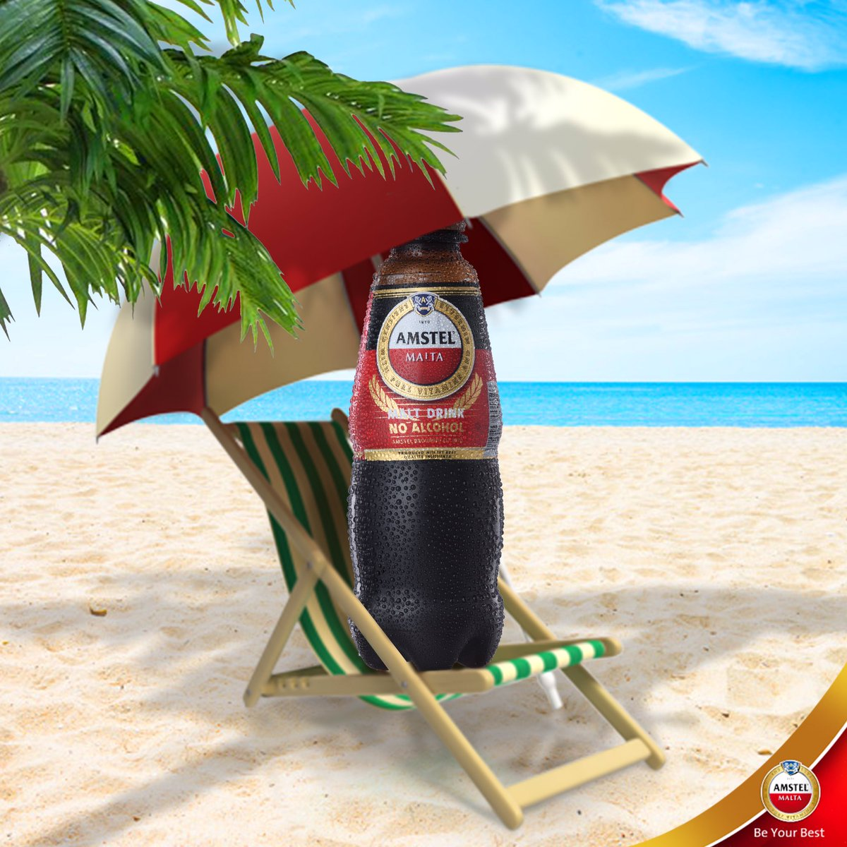 Just chilling, waiting on the weekend like... *Sips Amstel Malta*   #FridayVibes #LiveYourBestLife #AmstelMalta<br>http://pic.twitter.com/tMcovTnLkv