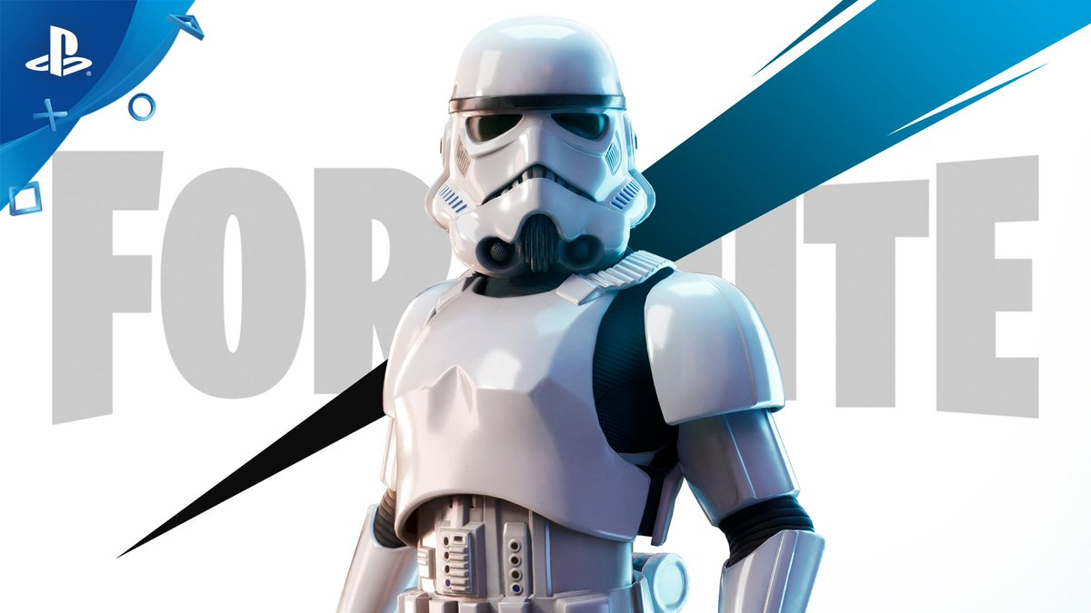 El traje Stormtrooper Imperial ya está disponible en Fortnite.