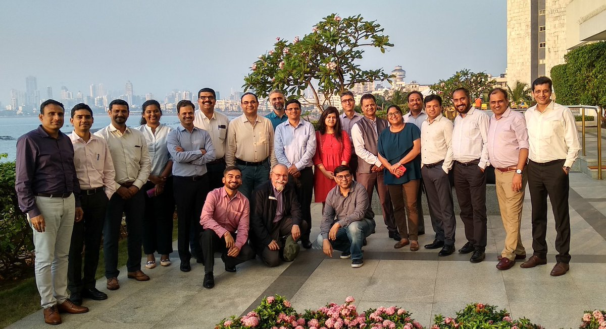 "Helped Cipla India Leadership Team successfully organize a strategic offsite on ""Building a Winning Team Culture"", in partnership with @JasBaj.@nikhilchopra73@Cipla_Global#WinningCulture#TransformationalLeadership#Authenticity"