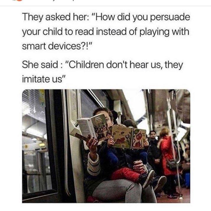 #children #parents #education #intelligence #curiosity #criticalthinking #democracy #Reading #books