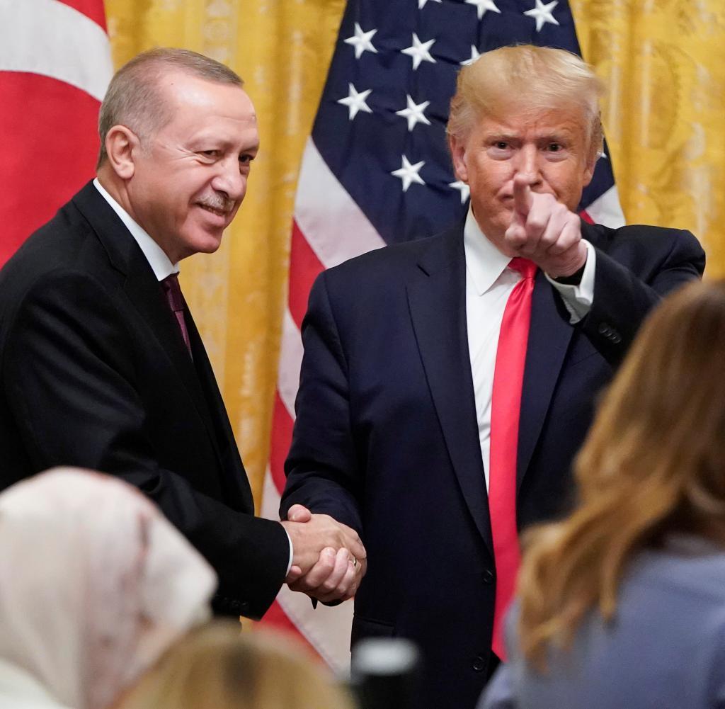 Как Эрдоган опять перехитрил Трампа