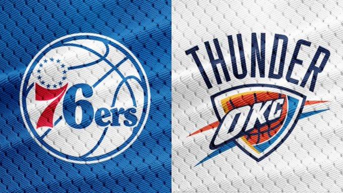 【NBA直播】2019.11.16 09:00-76人VS雷霆 Philadelphia 76ers VS Oklahoma City Thunder Links