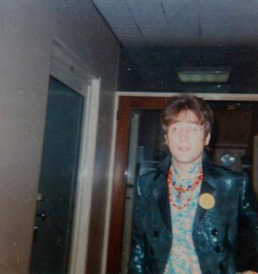 Rare snapshot of #JohnLennon taken by a fan in 1967 #TheBeatles