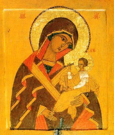 15 ноября. День празднования Шуйской-Смоленской иконы Божией Матери (1654-1655).