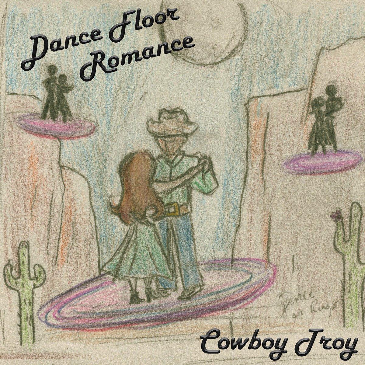 #NowStreaming #DanceFloorRomance
