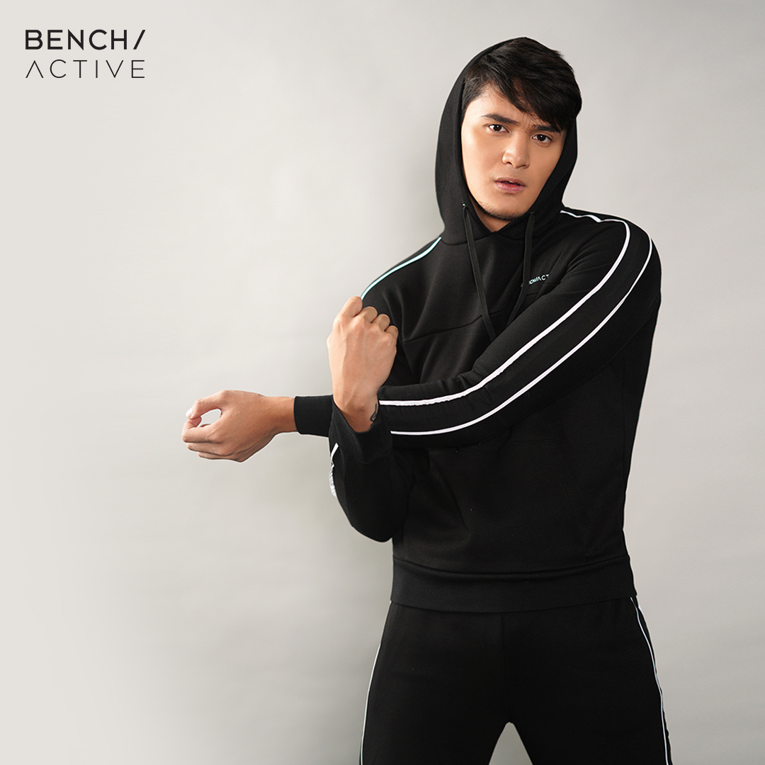Greatness can't be contained. Lock in and move with #BENCHActive @rurumadrid8 #BActiveMNL Check bit.ly/377LNbZ to shop.