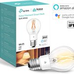 Image for the Tweet beginning: Kasa Smart Wi-Fi Bulb by