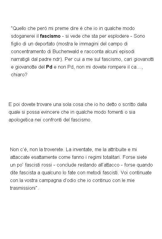 #DrittoeRovescio