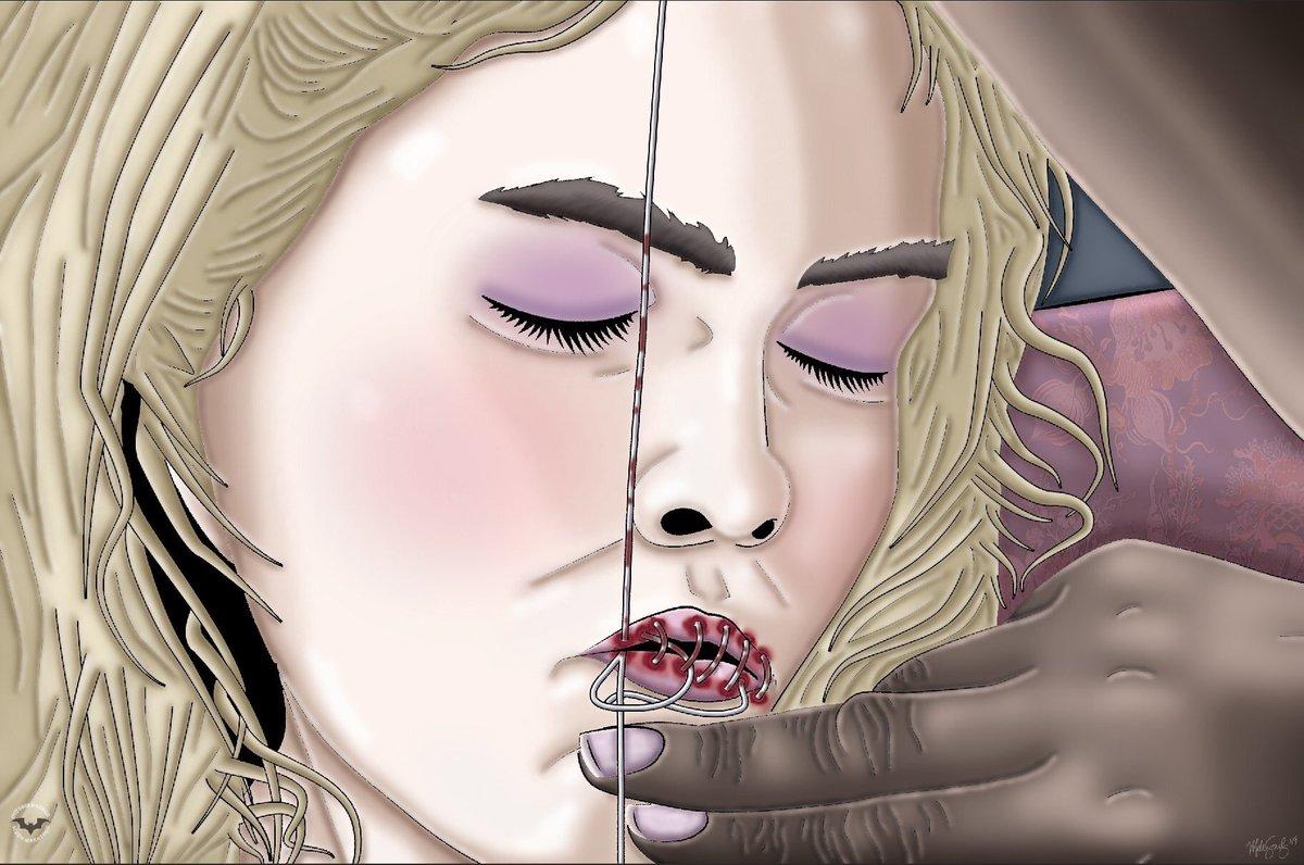 Day 27: Ma. #art #MelissaSanchezArt #OctoberHorrorMovieMarathon #OHMM19 #Ma #october #inktober #halloween #drawlloween #horror #HorrorArt #HorrorMovies #illustration #fanart #artistsontwitter https://t.co/giN4iarZkx