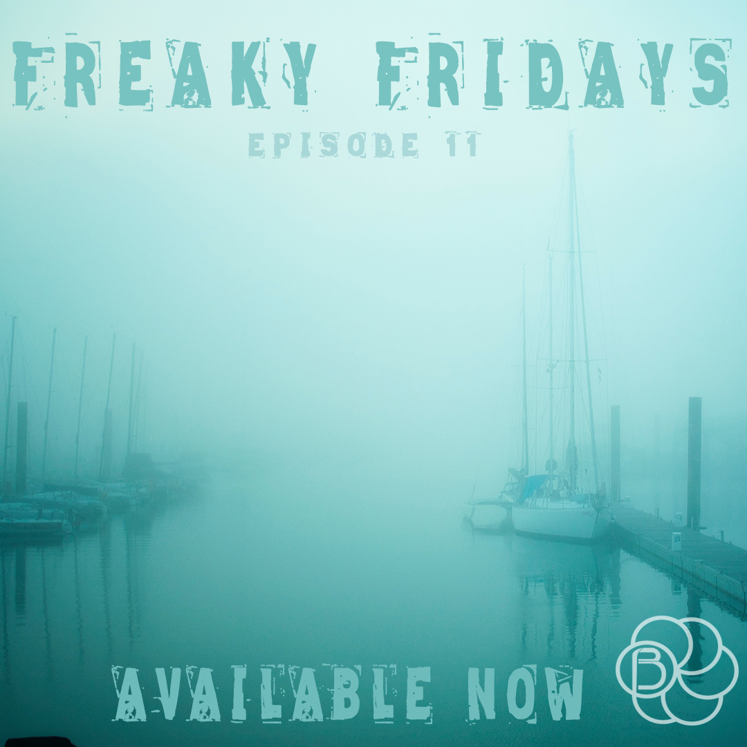 Its time for your weekly dose of FREAKY FRIDAYS Tune In as Devyn and Megan discuss unexplained phenomenons and mysteries in our world. Our two selected mysteries of discussion will be the Bermuda Triangle and the Hoia Baciu forest in Romania.#BlendedPodcasts #FreakyFridays