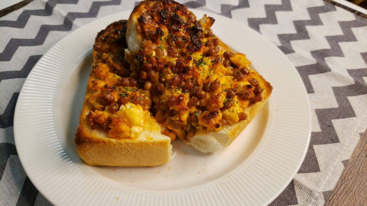 【レシピ】「悪魔のタルタルナットースト」パン一斤くらい余裕で食えますwwwwww