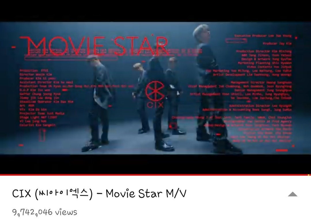 encouraging all FIXies/FIXers to stream Movie Star. let's all help reach our #MovieStar 10M views before #CIX comeback. <br>http://pic.twitter.com/1Lavbx36dU