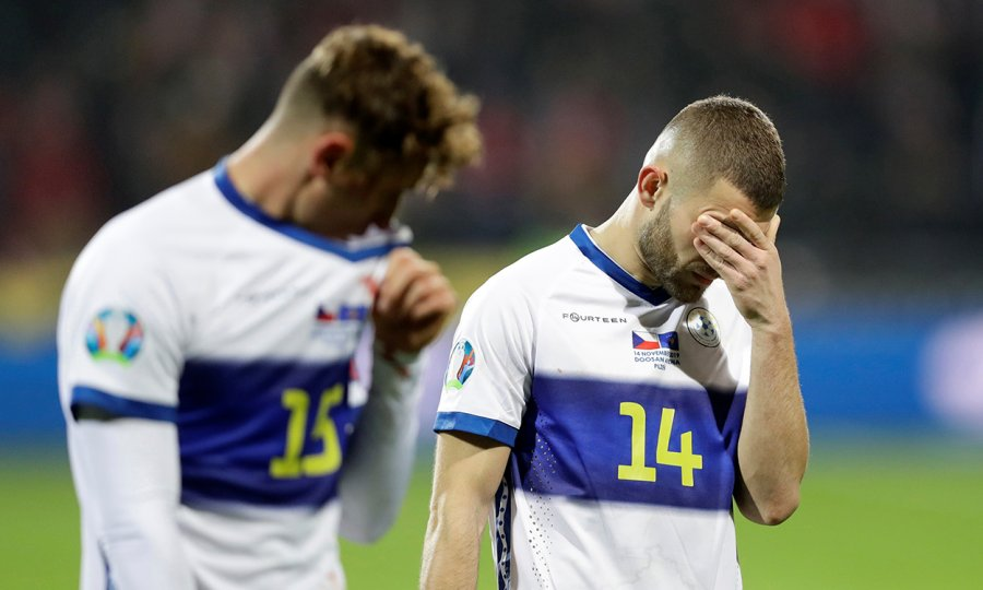 Last night's disappointment!  Give them massive respect for what they've done so far. They deserve a place in @EURO2020!   #Dardanians <br>http://pic.twitter.com/n68ouch9PQ