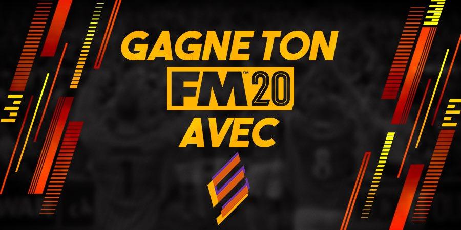 #JeuConcours #FM20  #ÉcrivezLeFutur avec FMFrance     Gagne 1 JEU #FootballManager2020    RT ce Tweet   Follow @FMFrance  &  Follow @eLS_Officiel    TAS 19/11  #Compétition #FM #ELSC  <br>http://pic.twitter.com/Z31o1gh7pq
