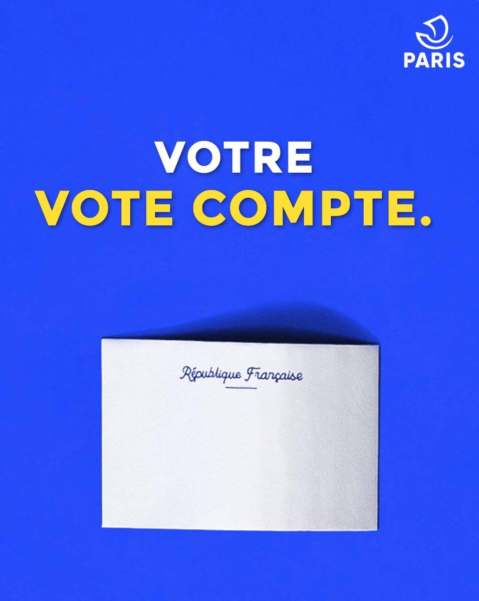 Image for the Tweet beginning: Pensez à vérifier si vous