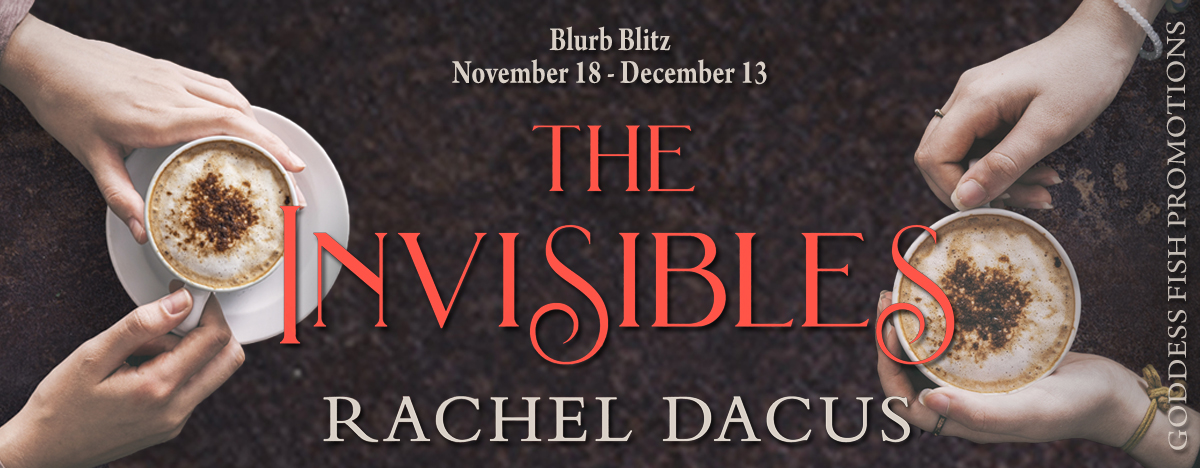 In a tale of sisterhood and the supernatural, Italy infuses its magic while two sisters prepare the house they inherited for sale--until a shocking night changes everything. THE INVISIBLES by @Rachel_Dacus Win a $40 Amazon/BN GC!  @ViviMackade