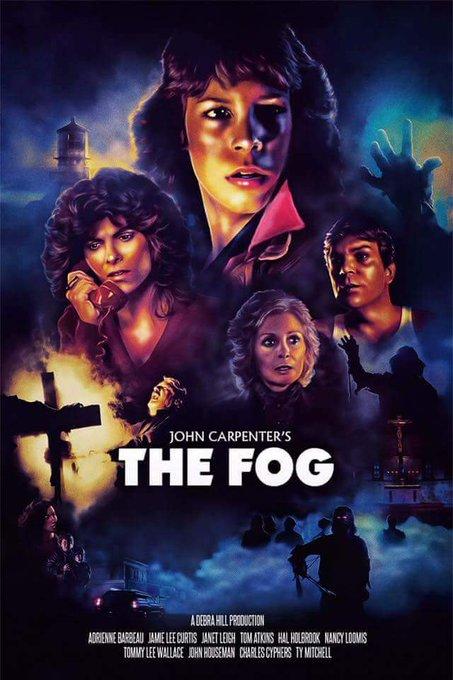 The Fog  (1980) Happy Birthday, Jamie Lee Curtis!