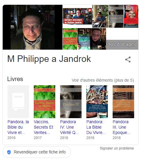 jandrok philippe pandora