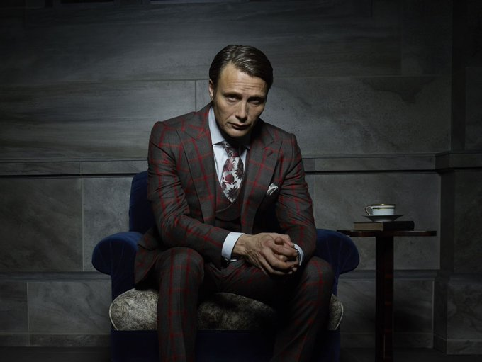 Happy Birthday Mads Mikkelsen! Who else could make cannibalism look that good?