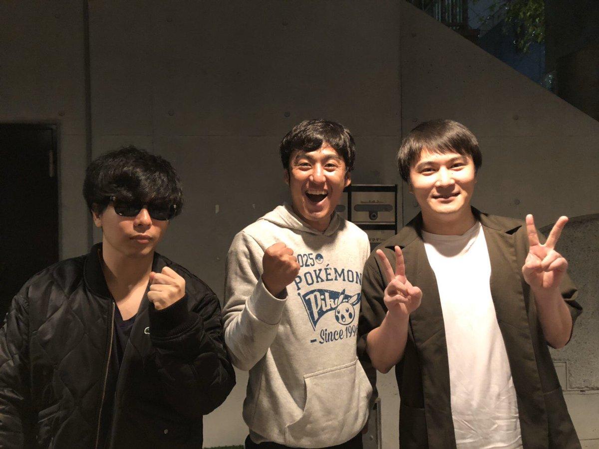 本日のロバート山本ひろしのゲームチャンネル終了!加藤純一さん、もこうさんありがとうございました!!とっても楽しいポケモントークの配信になりました!!!また三人で遊びましょう!!!!↓↓↓