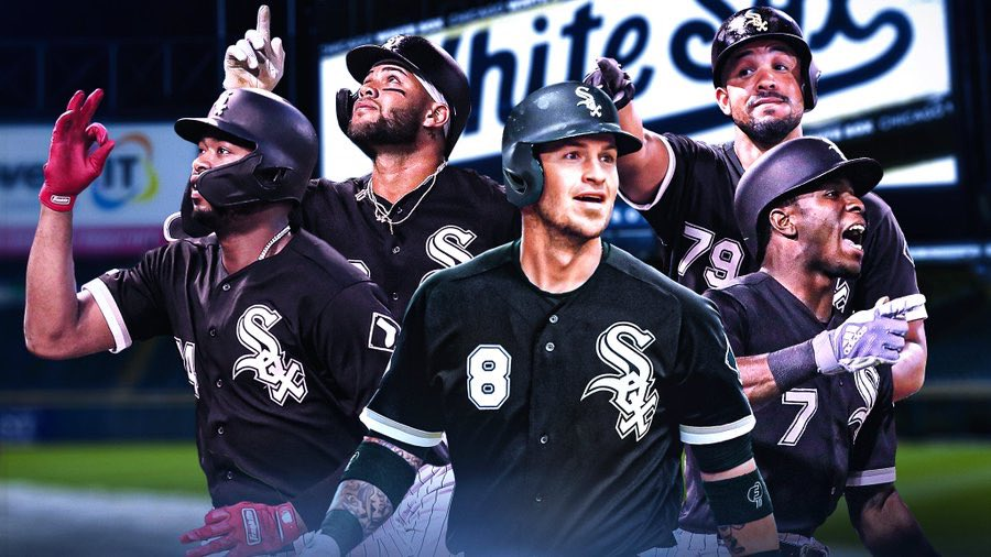 Can't wait to get this show on the road @whitesox...😈😈😈