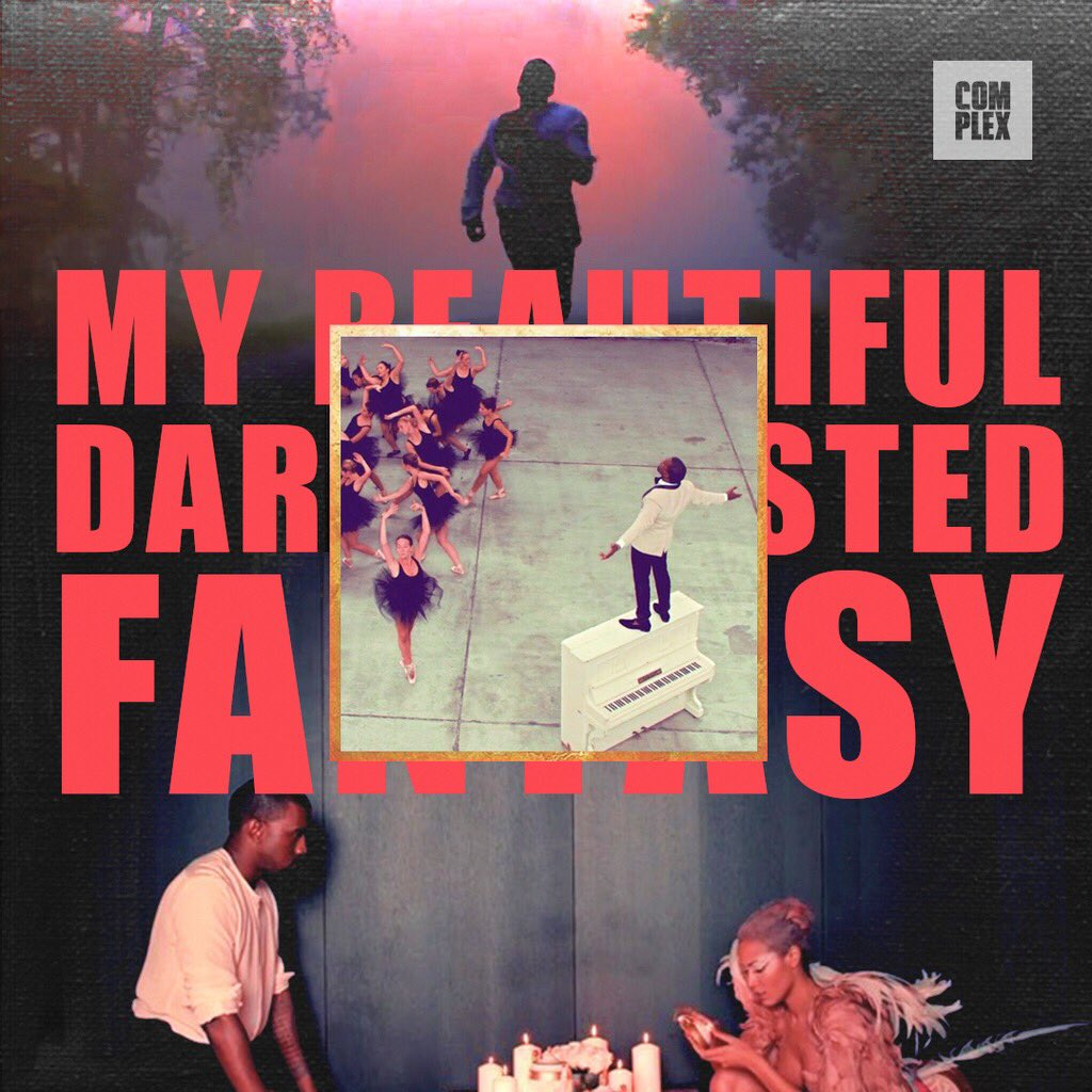 9 years ago, Kanye West dropped one of the best albums ever made: 'My Beautiful Dark Twisted Fantasy.' What's your favorite song on it?
