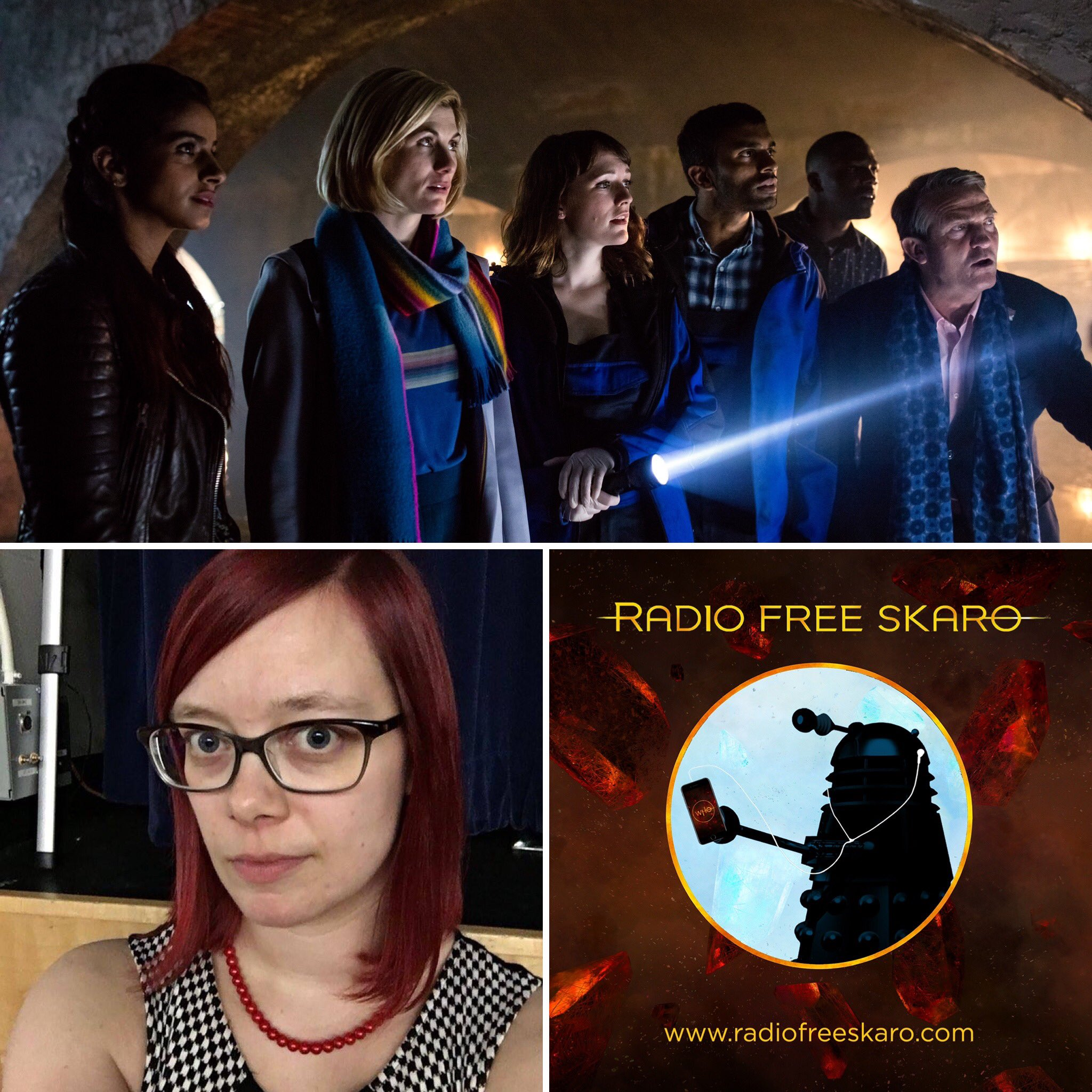 Radio Free Skaro On Twitter Sunday On Rfs 716 It S A Jam Packed Episode With Our Final Doctorwho Series 11 Commentary For Resolution W Guest Danicahere And Also All The News On Series