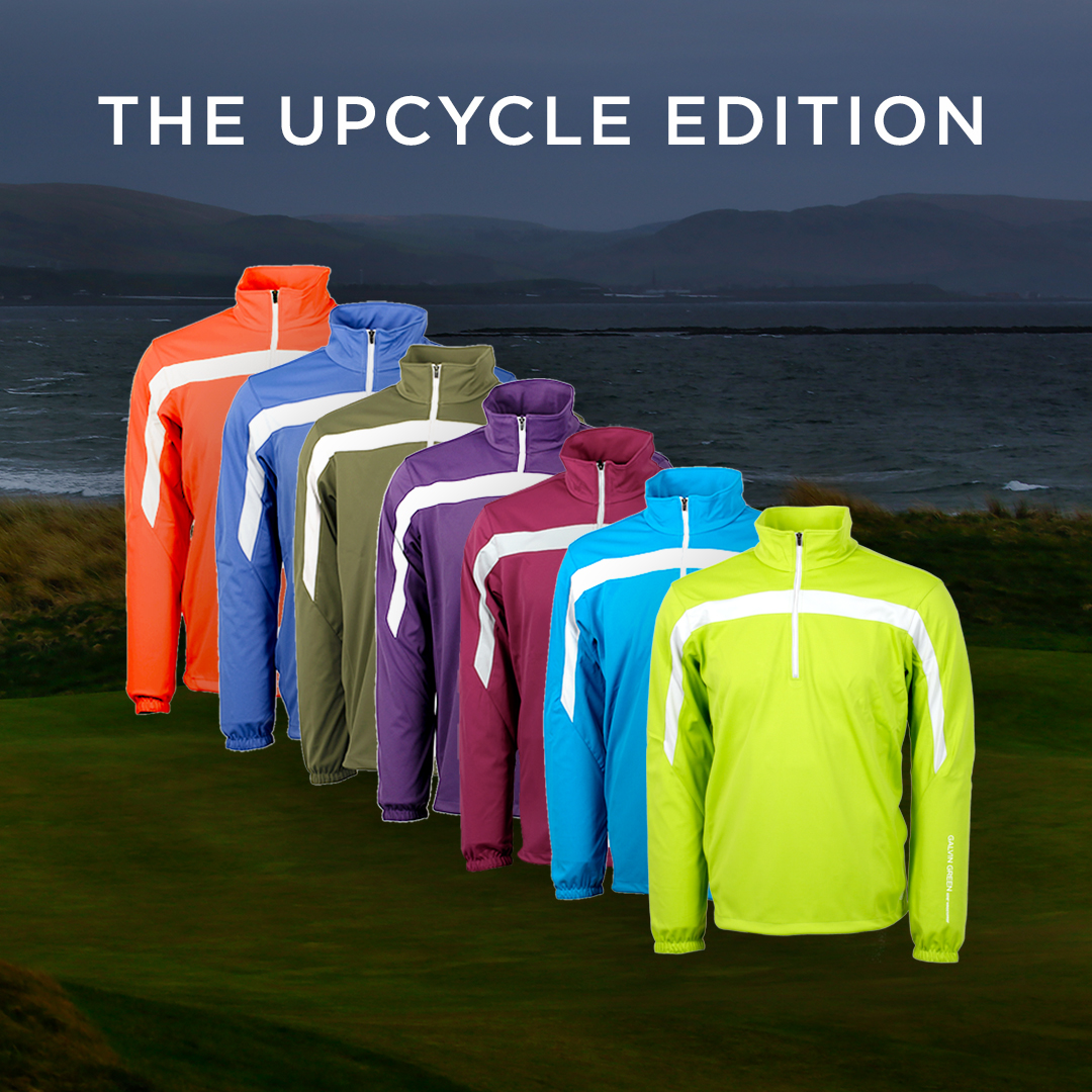 INTRODUCING THE UPCYCLE EDITION - First out is the BART INTERFACE-1™ jacket. The jacket to wear 95 out of 100 rounds. For more info ☞ ow.ly/N2Uu50xi10g