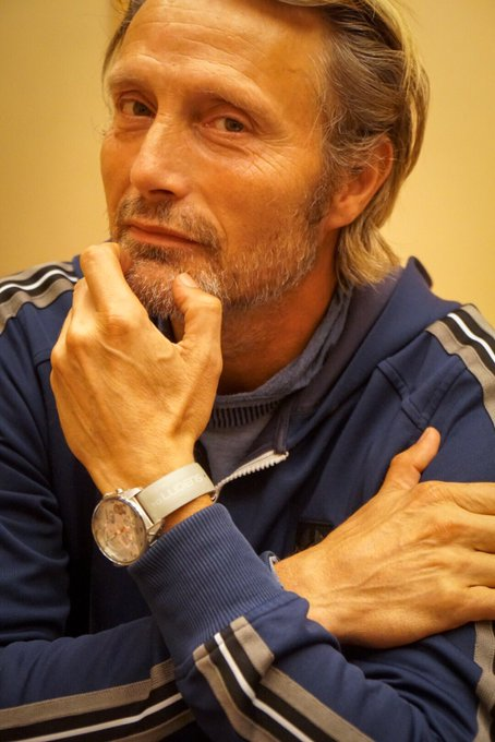Happy birthday to the sweetest man Mads Mikkelsen!!